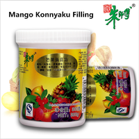 SABLEE mango konnyaku fruit jam filling for cake decoration with QS 300g