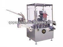 Quality promotional carton box pasting machine