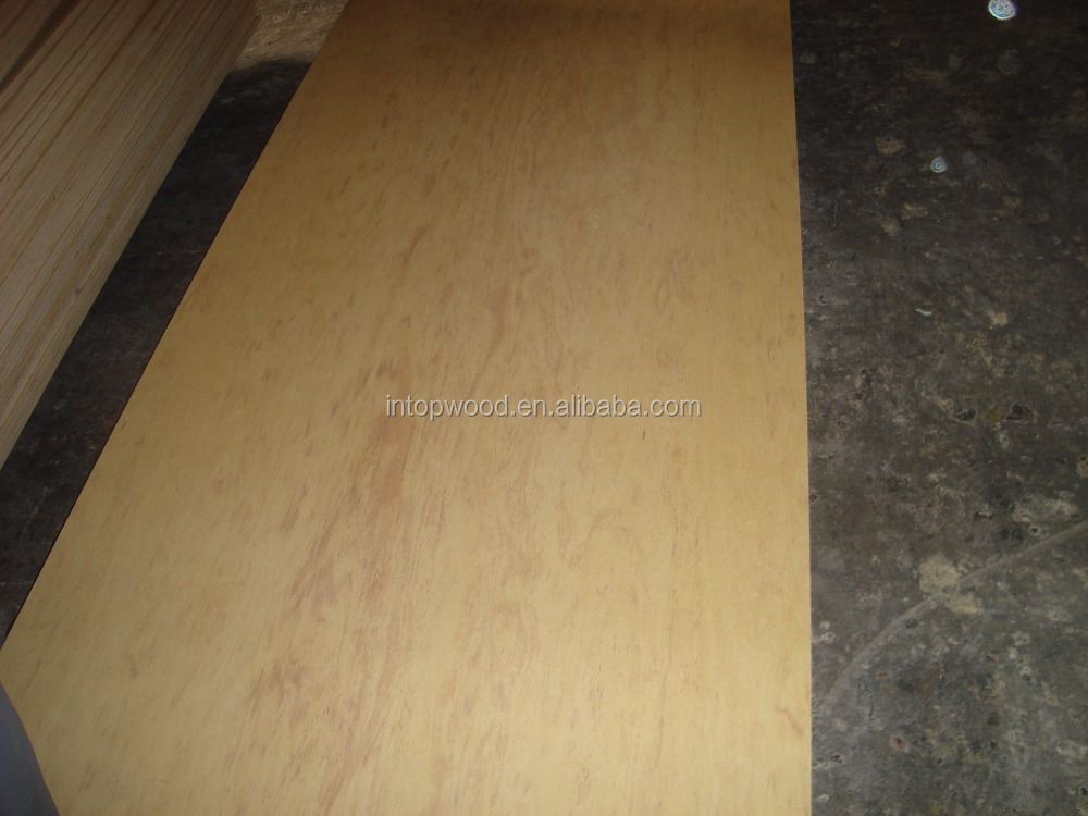 Linyi plywood Yellow veneer Plywood sheets Manufacturer