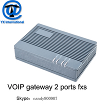 quality guarantee the best price 2 ports fxs voip gateway