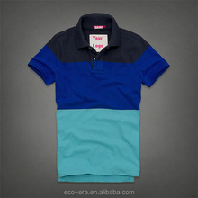 China Apparel Men's Striped Polo Shirt Free Clothing Samples