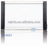 Double banks high brightness led x ray film viewing box