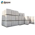 Aerated Concrete Material and AAC (ALC) wall panel Type AAC panel