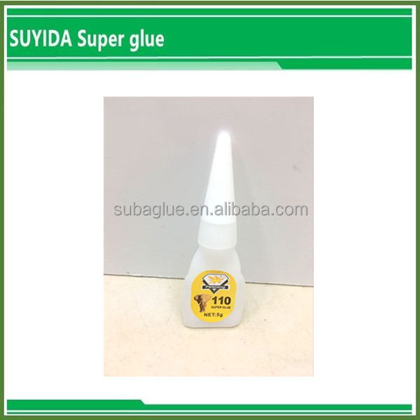 Hot Sale Waterproof Plastic 3 Seconds Glue for Glass