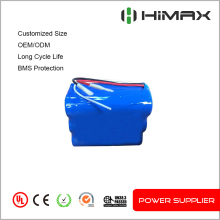 Best selling Rechargeable Lithium Ion 18650 2S3P 7.4V 7800mAh Battery pack