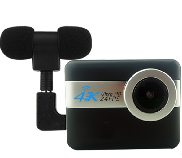 Ultra hd camera HDking N6 action camera 4k waterproof sports camera touch screen travel motion camera