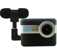 Ultra hd camera HDking N6 action camera 4k waterproof sports cam touch screen travel motion camera