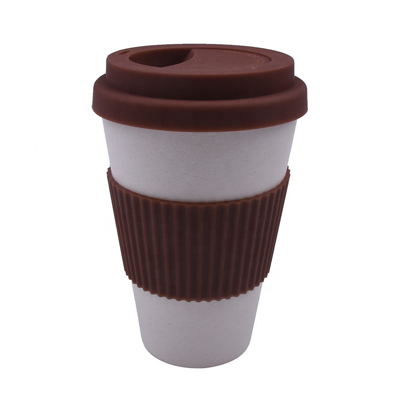 100% Biodegradable /environmentally friendly/ <strong>natural</strong> bamboo fiber coffee cups bamboo cups wholesale