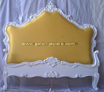 White Bedroom Furniture - Jepara Wooden Furniture - Antique Furniture