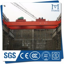 Double beam bridge construction equipment overhead crane 5 ton