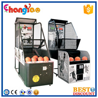 Hot Selling Whloesale Arcade Basketball Game Machine Supplier