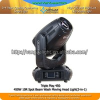 Vagaa new style 280w moving head spot beam wash light real 3-in-1