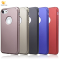 For iPhone 8 Cover Shockproof Rubber Blank Injection Plastic Custom Cell Phone Case