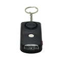 KeyChain Personal Alarms with led Light for Children Women Elderly