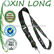 2013 latest style military lanyard for badges