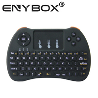 2.4 G Wireless Keyboard Multimedia Keyboard With Touchpad For Android, Ios, Windows Os