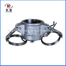 Male & Female Stainless Steel/Brass/Aluminum Pipe Coupling Joint