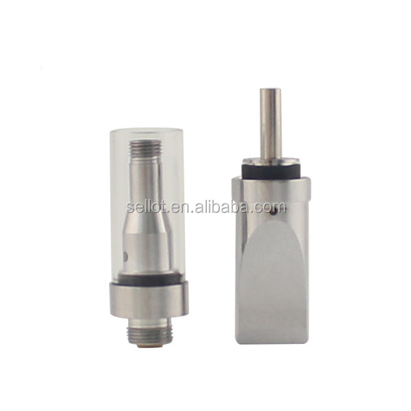 Newest liberty v7 vapor vaporizer e cig glass 510 thread ceramic coil cartridge