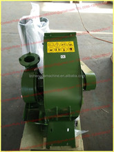 CF198 7.5hp gasoline engine hammer mill , Witherbark hammer mill, fresh straw hammer mill