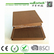 hot sale wpc outdoor decking/solid composite boards/wpc profile