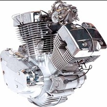 Lifan 250cc air cooling v twin engine