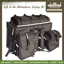 True Adventure TA4 007 ATV Accessories 600D Polyester ATV bag