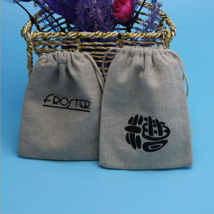 High Quality Eco-Friendly Prices Of Drawstring Jute Bag