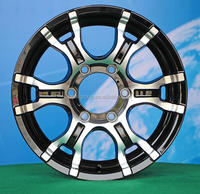 4X4 Heavy vehicles alloy wheel rim for all Tire