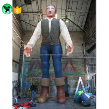 Giant Human Inflatable People Replica For Event A618