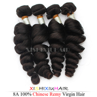 xuchang hair factory xishixiu Chinese hair weave xishixiu virigin hair products