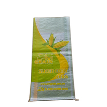Laminated Pp Rice Bags Of 25kg / 25 Kg Pp Woven Bag For Rice