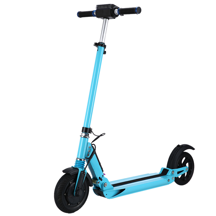 benzinli enclosed coco city raycool folding electric kick scooter