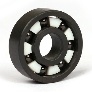 608 6805 Si3N4 ZrO2 hybrid full ceramic bearings