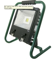 Hot quality warm white 100w led solar powered flood lights