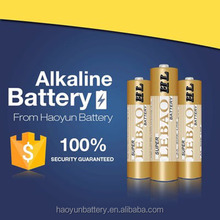 China 1.5v Lr03 um-4 aaa alkaline dry battery