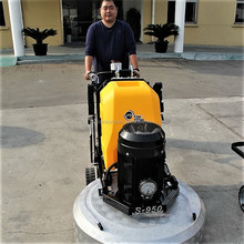 CE Approved Planetary Concrete Grinding Machine for Marble Stone Floor Polishing