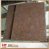 Hot sale India Red granite prices for sales