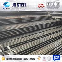 liquid pipe Black steel pipe q345 steel properties