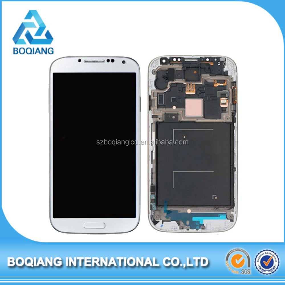 Replacement LCD Display Touch Screen Digitizer with frame full assembly For Samsung For Galaxy S4 Mini i9190