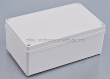 Manufacture in China waterproof abs control box enclosure/cheap plastic storage boxes