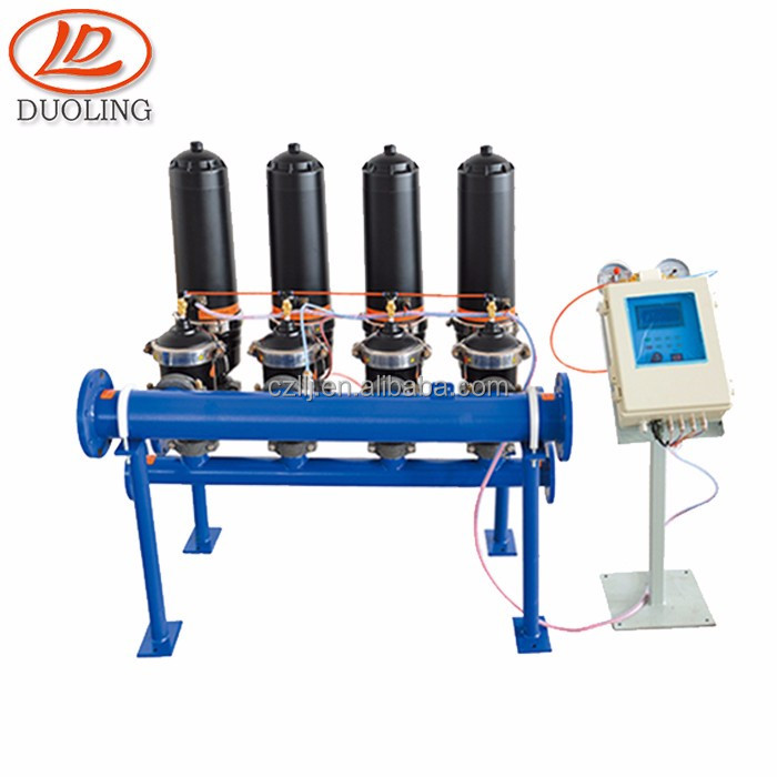 Hot selling water disk purification machines water treatment system