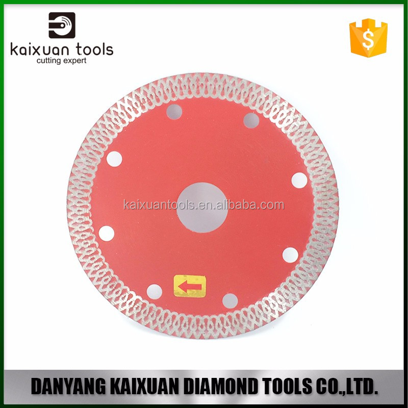 Cutting tools Type And Alloy Steel Material High Quality Granite Diamond Saw Blades