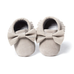 High Quality Baby Boy Girl PU Leather Shoes Fashion Unisex Shoes Indoor Soft Sole Shoes