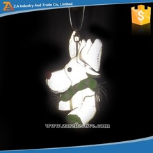 Classical Reflective Toy Shape Keychains,Cute Glow in The Dark Animal Toys