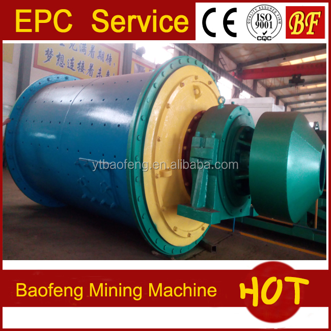 Wet Grid Ball Milling Equipment Mining Ore Milling Machine For Processing Plant Grinding Ore Ball Mill Specification