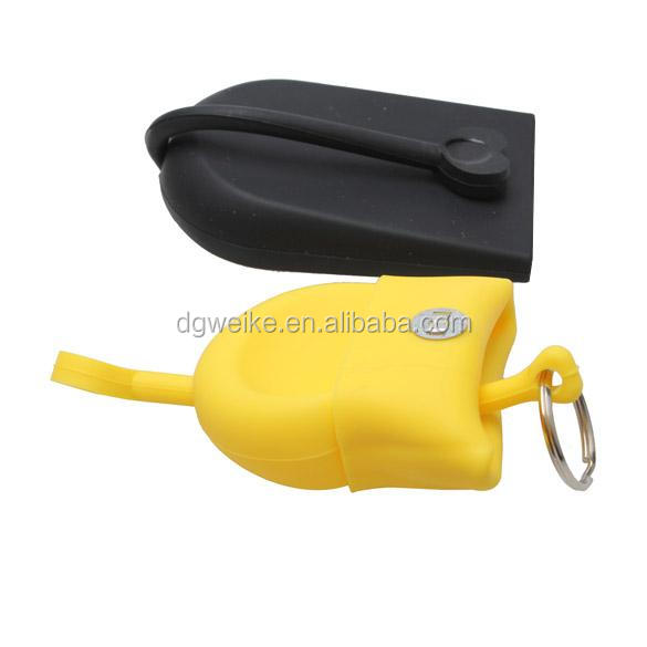 New Arrival Key Chain Hasp Style Silicone Pouch Card Bag Case Gift Key Holder Magnet Snap