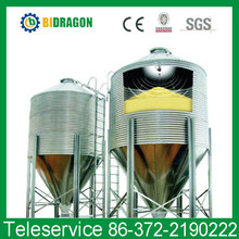 high quality small grain silo for storage