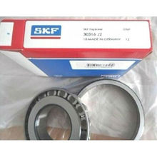 Unique quality taper roller bearing 30316 for truck