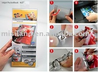 premium quality perfect DIY 4:3 photo album just do it with your hands with free software,no need wait time and machine