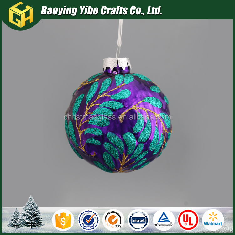Personalized imported christmas ornaments wholesale